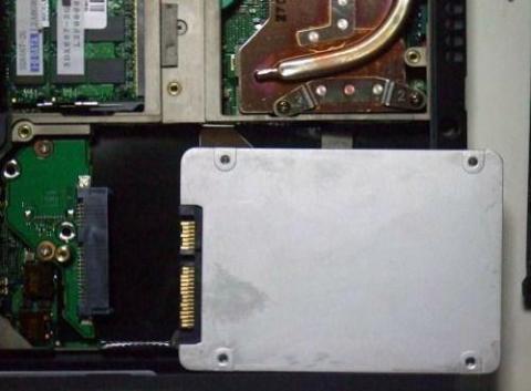 SSDを用意