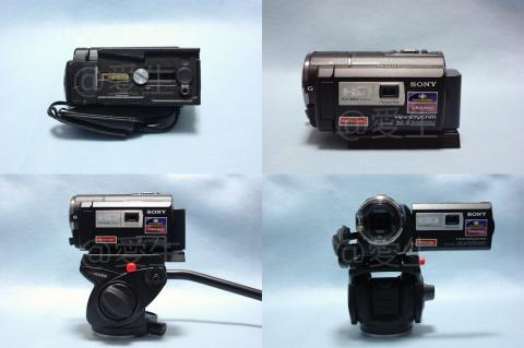 ◇ SONY HDR-PJ590Vに取り付け ◇