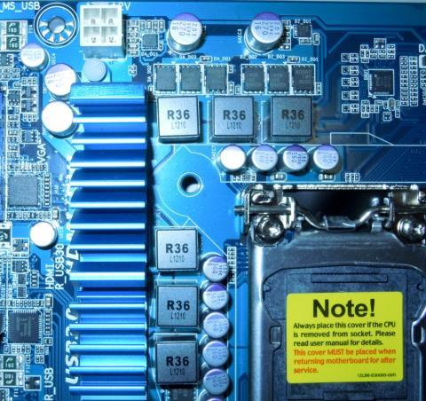 CPU電源回路