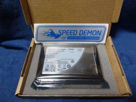 SSD開封