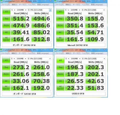 インターフェース別速度比較 0Fill.jpg