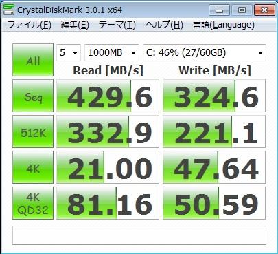 SSD510 250G ランダム