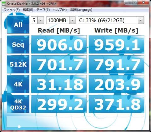 520-120GB RAID0 0x