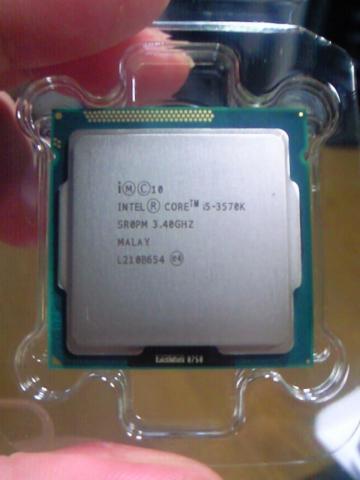 CPU上の表記