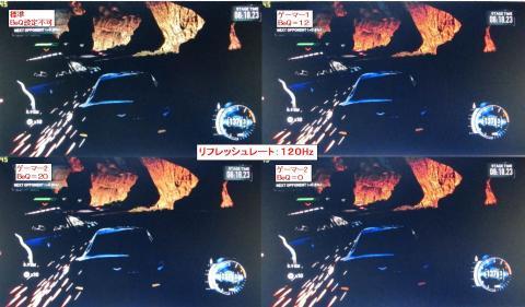 BeQ効果(NFS_Stage4_120Hz)