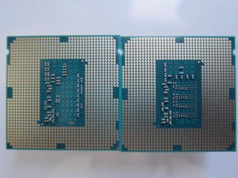 左:i5-4670K 右:i5-4690K