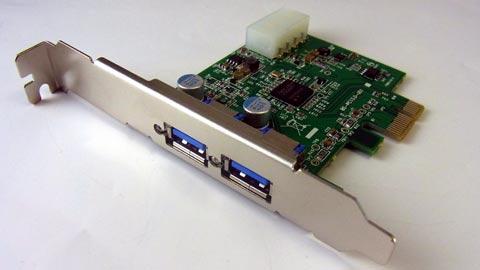 DECA USB3.0カード@NECチップ