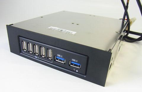 CVS ED-UB-IN7+SilverStone FP55
