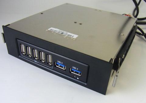 SilverStone SST-FP55B
