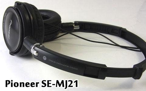 Pioneer SE-MJ21