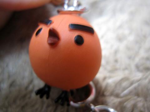 オレンジきりまゆ