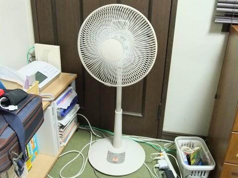 松下製旧扇風機