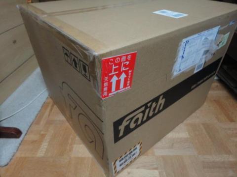 大きな箱が届きました(*^_^*)