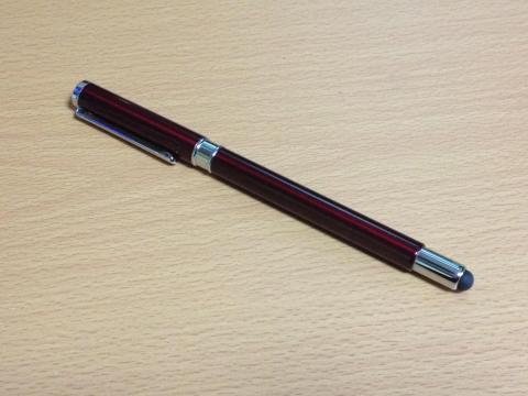 タッチペンとして使う