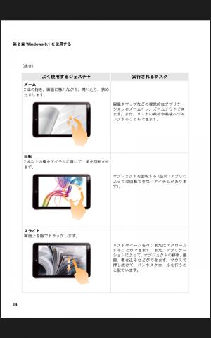 PDFを見るならタブレットが一番イイ大きさになる