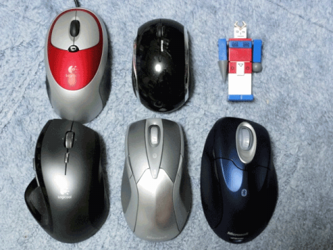 USBマウス