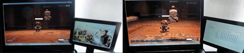 オンラインゲームをしながら攻略情報検索。オンラインゲームをしながらジュークボックス。