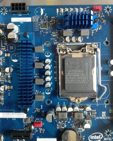 CPU周り