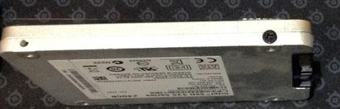 SSD 絶縁プレート