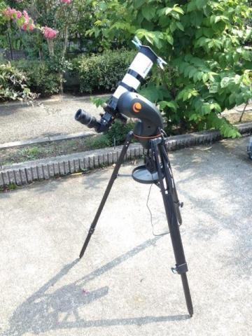 お気楽観望望遠鏡
