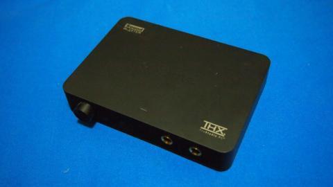 USB Sound Blaster Digital Music Premium HD