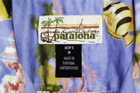 pataloha label
