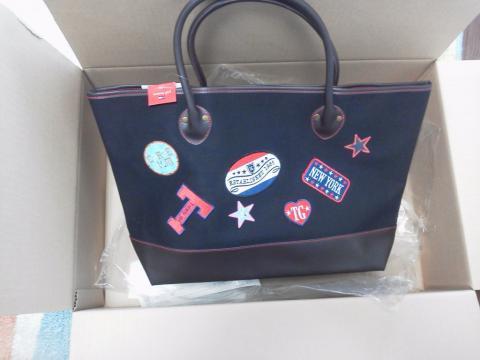 tommy girl bag