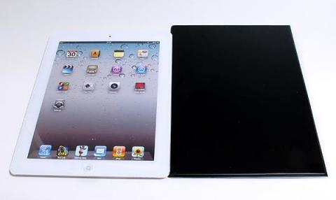 iPadより少し大きい