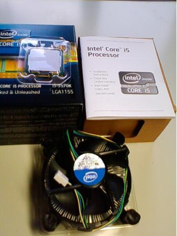 CPU クーラー 説明書