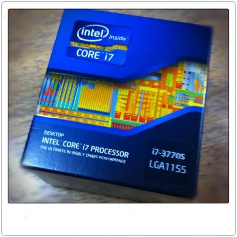 Intel® Core™ i7-3770S Processor