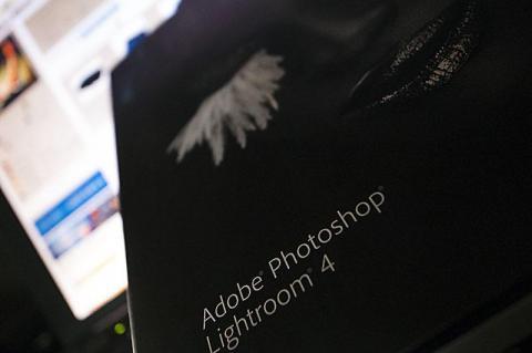adobe LightRoom 4.0