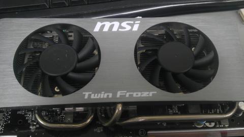 N250GTS Twin Frozr 1G