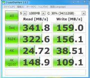 インテルSSD520(120GB)【ランダム】
