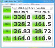 インテルSSD520(120GB)【0Fill】