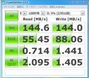 Seagate Barracuda 7200シリーズ 3.5inch SATA 6Gbs 1TB 7200rpm 64MB 4Kセクター【ランダム】