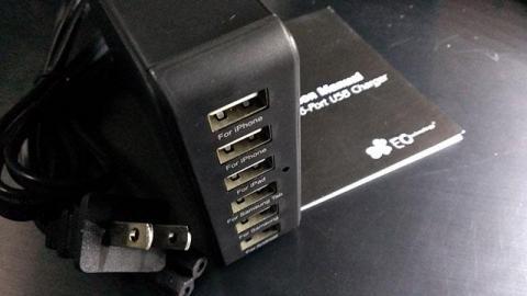 スマホ全ての機種に対応した対応モバイル充電器