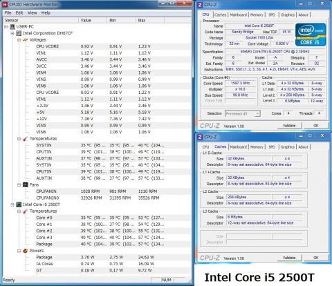 i5-2500T情報