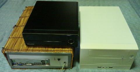 岡谷エレクトロニクス MX1202-WHやShuttle XH61と比べてみた!