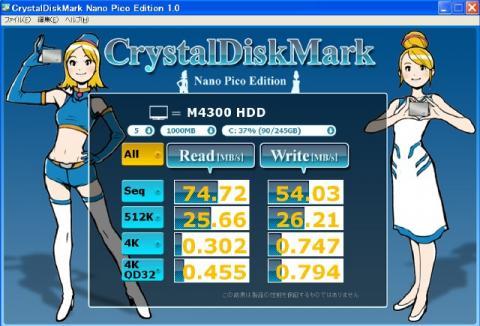 M4300 HDD