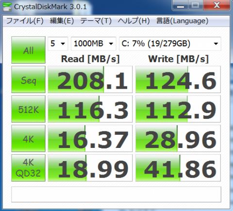 M4300 Win7 SSD