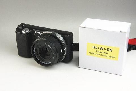 HOLGA Lens外観