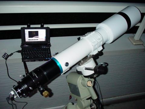 101EDII撮影システム(2)