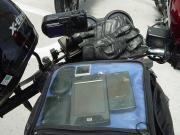 旅レコ ツーリング 装備