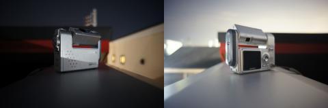 天体撮影 DSC-FX77