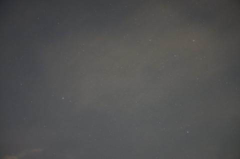 天体撮影 NEX-5N+ミニ三脚 元画像