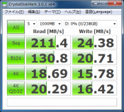 INTEL X25 on SATA3.0-USB3.0