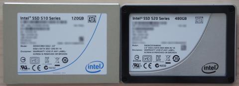 インテル® SSD 520 480GB (1)