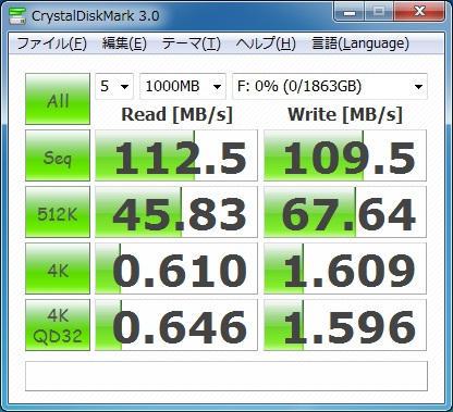 ST32000542AS速度