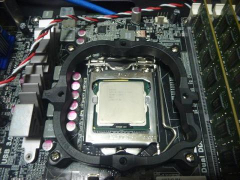 CPUクーラー交換1