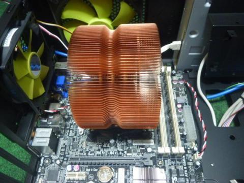 CPUクーラー交換2